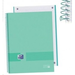 CUADERNO OXF&YOU A4+ 80H...
