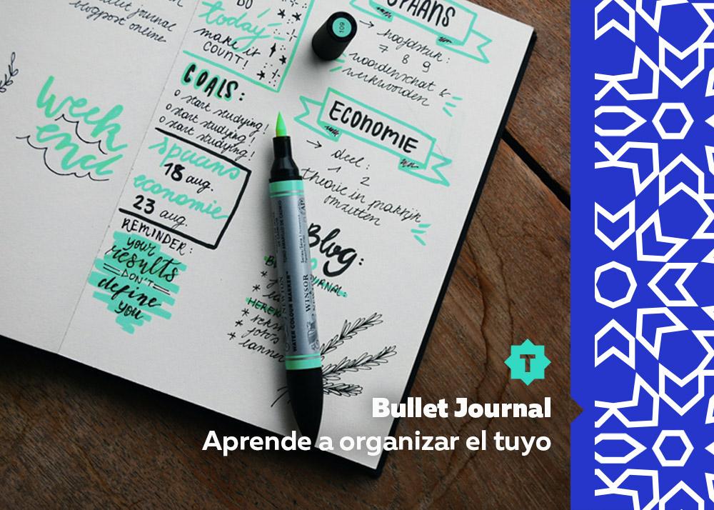 blog bullet journal
